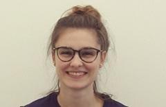 Lena Glück, Koordinatorin Marketing Öffentlickeitsarbeit