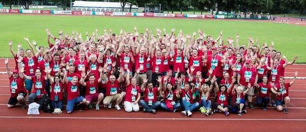 Wie die Landesregierung Schleswig-Holstein berichtet, erhalten Landesbedienstete Sonderurlaub, wenn sie als Helfer bei den Special Olympics Kiel 2018 tätig sind.