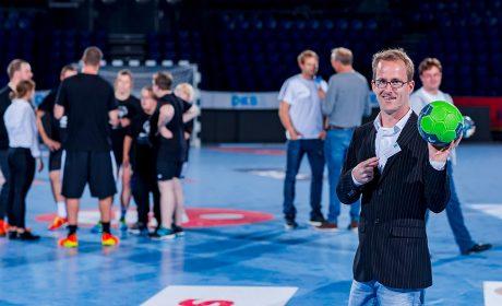 Sebastian Kröger ist der Athletensprecher von Special Olympics Schleswig-Holstein. (Foto: SOD/Sascha Klahn)