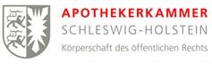 Logo Apothekerkammer Schleswig-Holstein