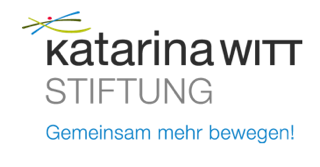 Logo Katarina Witt-Stiftung