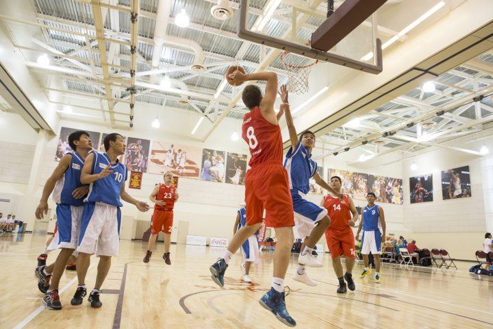 Sportartenbild Basketball