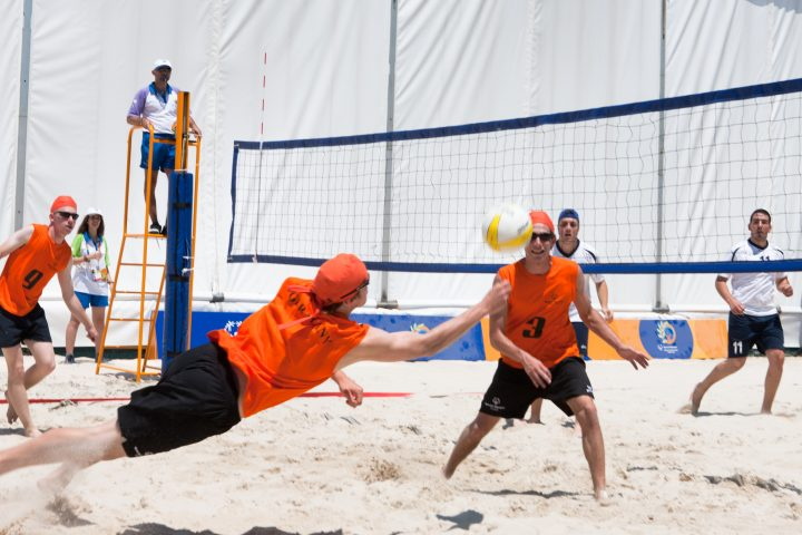 Beachvolleyball Unified