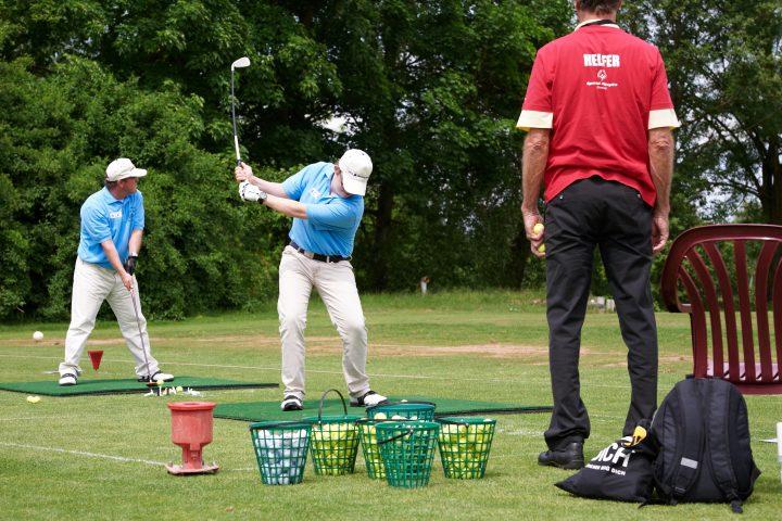 Sportartenbild Golf