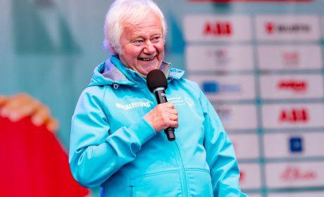 Hans-Werner Tovar, Stadtpräsident der Landeshauptstadt Kiel. (Foto: SOD/Sascha Klahn)