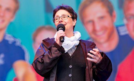 Monika Heinold, Finanzministerin des Landes Schleswig-Holstein. (Foto: SOD/Sascha Klahn)