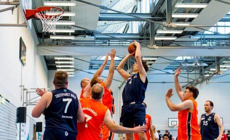 Treffpunkt 89er gegen Eiderbaskets. (Foto: SOD/Sascha Klahn)