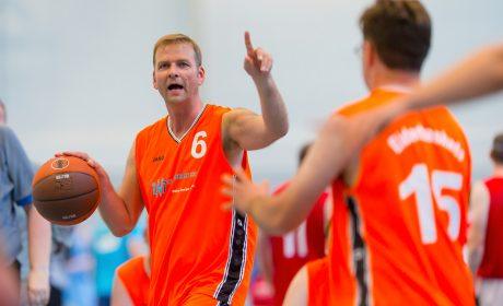 Norbert Hagemann spielt für die Eiderbaskets. (Foto: SOD/Sascha Klahn)