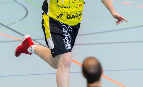 Basketball-Klassifizierungsspiele in der Hein-Dahlinger-Halle. Hier: Dennis Willing vom TSV Hagen. (Foto: SOD/Sascha Klahn)