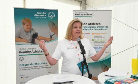 Sabine Weiss MdB, Parlamentarische Staatsekretärin beim Bundesminister für Gesundheit. (Foto: SOD/Juri Reetz)