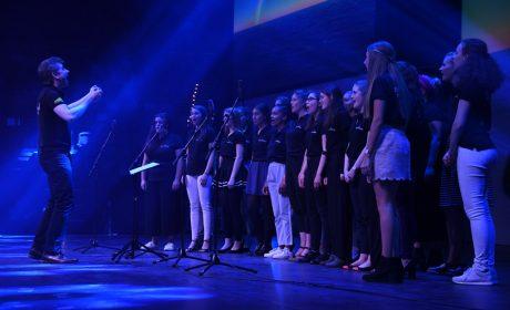 Das Vokalensemble der Chorakademie am Theater Kiel. (Foto: SOD/Juri Reetz)