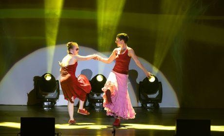 Die Tänzerinnen der Tanzbar Bremen. (Foto: SOD/Stefan Holtzem)