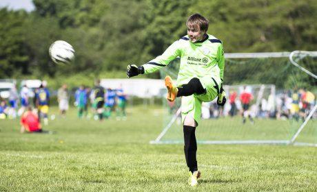 Fußball: Torwart Marcel Roßmeier, Loew Aktiv (Foto: SOD/Stefan Holtzem)