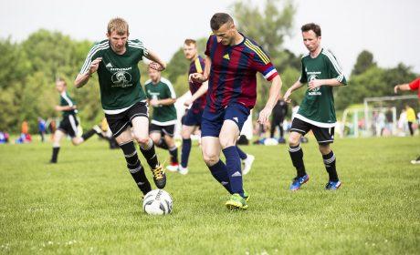Fußball: SVNA IBis Hamburg gegen die Lichtenberger Werkstätten Berlin (Foto: SOD/Stefan Holtzem)