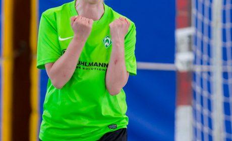 Handball: Crisdaian Abel, Werder Bremen (Foto: SOD/Sascha Klahn)