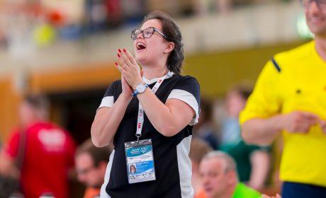 Handball: Sandra Birkenfeld, Trainerin Werder Bremen (Foto: SOD/Sascha Klahn)