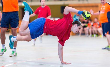 Handball: Sebastian Bohn, SV Fortschritt Meißen- West 1990 e.V. (Foto: SOD/Sascha Klahn)