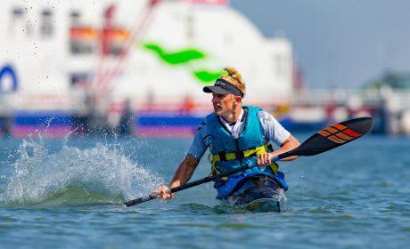 Sebastian Girke, Wassersport PCK Schwedt e.V. (Foto: SOD/Sascha Klahn)