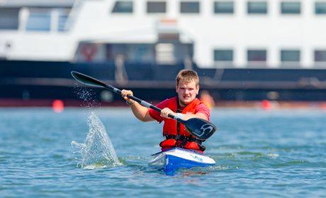 Antonie Effenberger, Wassersport PCK Schwedt e.V. (Foto: SOD/Sascha Klahn)