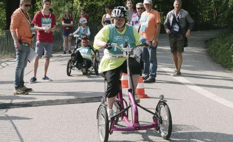 Radfahren, 500m Klassifizierung: Nadine Spiegel, DMB Friedehorst gGmbH (Foto: SOD/Jörg Brüggemann OSTKREUZ)