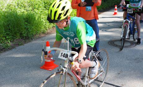 Klassifizierung-Wettbewerbe im Radfahren bei den Special Olympics Kiel 2018 Falkensteiner Strand. (Foto: SOD/Bernd Kanitz)
