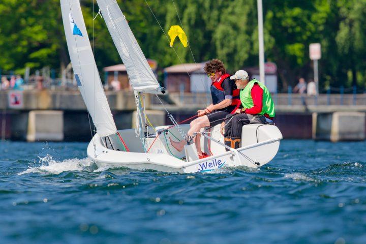 Marte Herrmann und Fritz Trippolt, Unified Partner (Foto: SOD/Sascha Klahn)