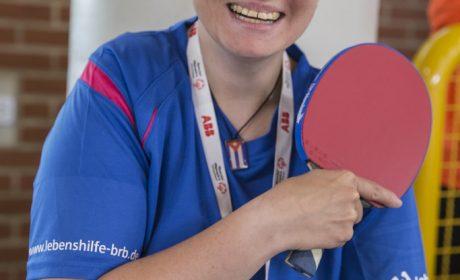 Christina Eichstädt von der Lebenshilfe Brandenburg-Potsdam e.V. (Foto: SOD/ Florian Conrads)