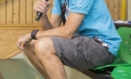 Thomas Gindra, Nationaler Koordinator Tischtennis und Vizepräsident Sportentwicklung. (Foto: SOD/ Florian Conrads)