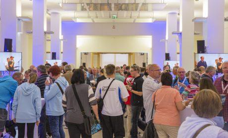 Familienempfang: Mehr als 300 Gäste folgten der gemeinsamen Einladung von Landesregierung und Landtag zum Familienempfang ins Landeshaus. (Foto: SOD/Florian Conrads)